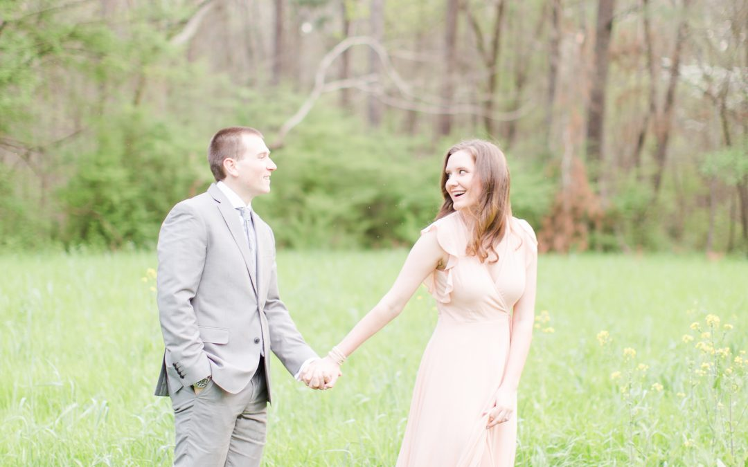 Amy & Hayden's Engagement Session