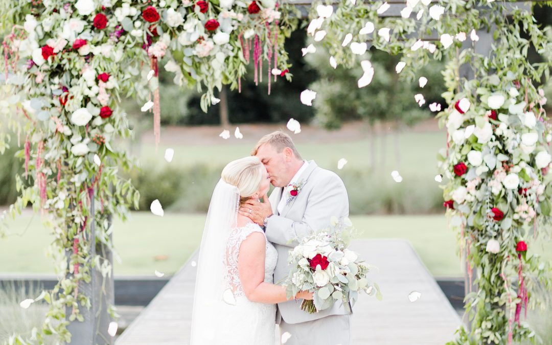 Leslie & Josh's Classic Southern Wedding: Pursell Farms Sylacuaga, AL