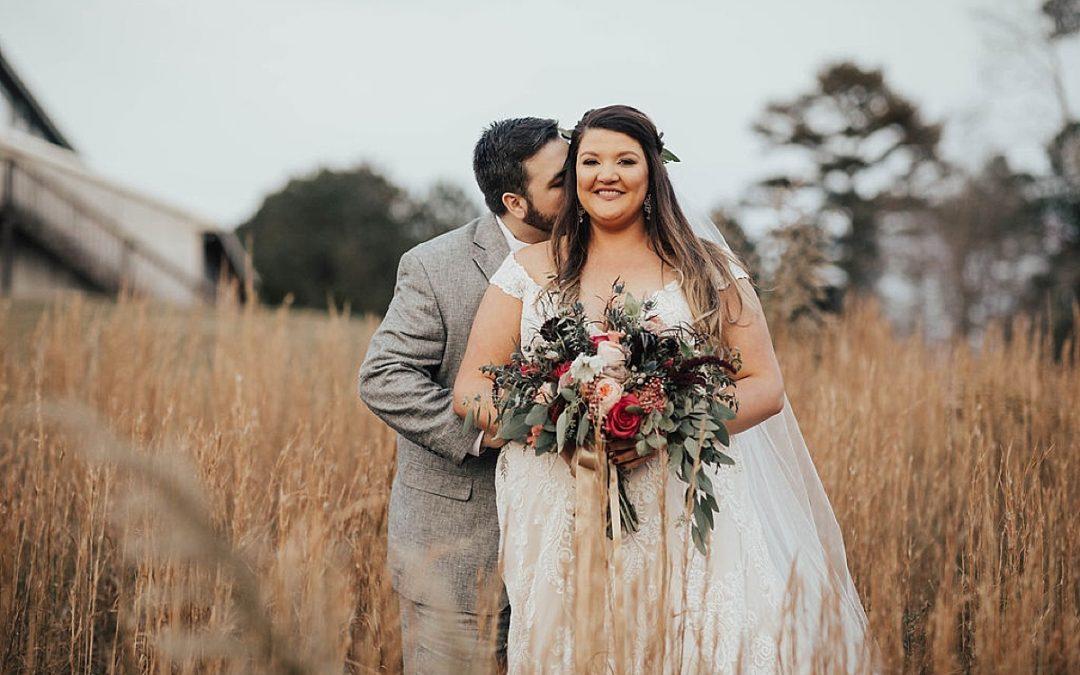 A Southern Fall Wedding | Amanda & Hunter
