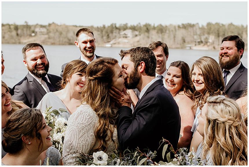 Nicole & Drew's 4-H Wedding