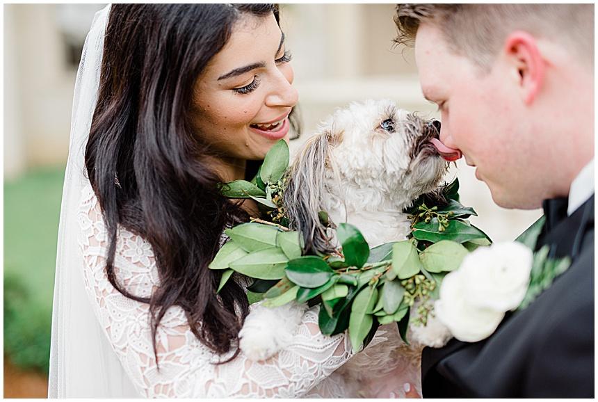 Pareasa & Zach's Elegant Stonewood Wedding