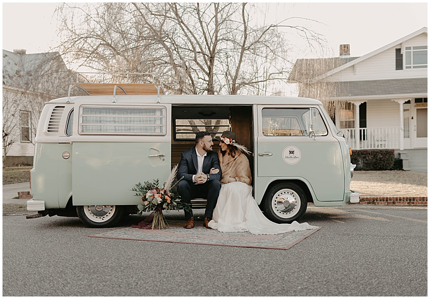 Boho Styled Shoot at Brick & Rose