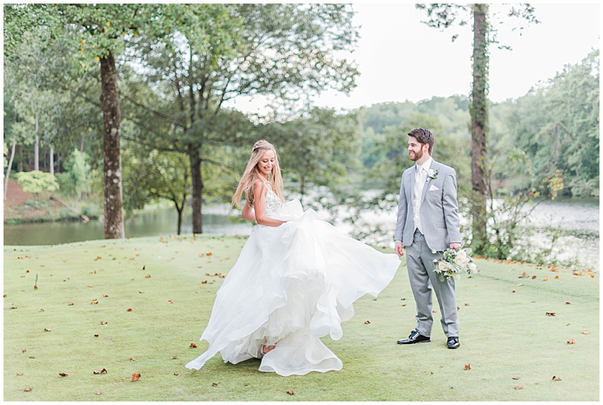 Kristin & Joshua's Wedding | Riverchase Country Club