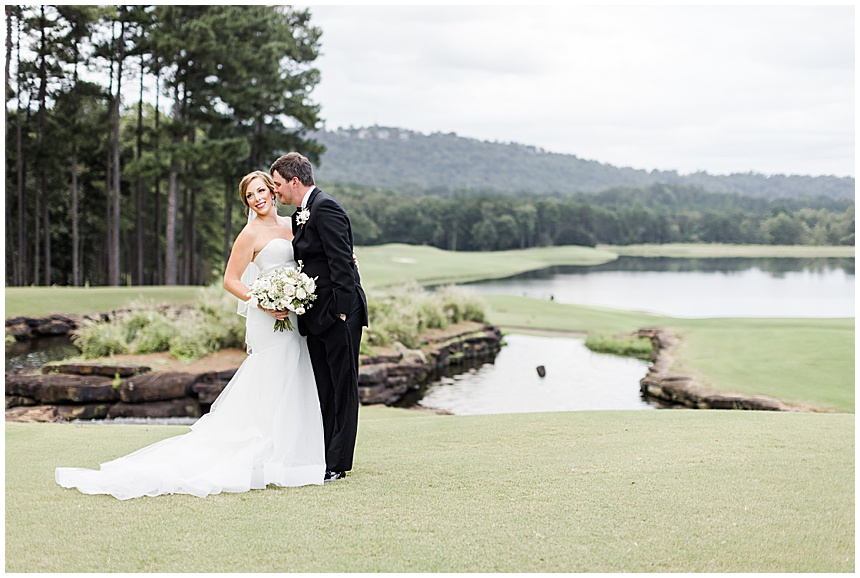 Whitney & Lee's Wedding | Ross Bridge Resort
