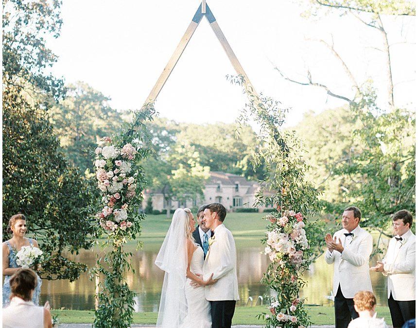 Katie & William's Southern Charm Wedding